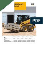 Manual Especificacion Minicargador 236B III
