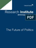 Future of Politics