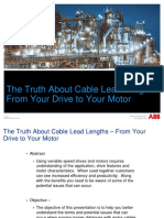Cable Lead Lengths