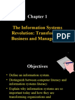 The Information Systems Revolution Transforming Business and Management