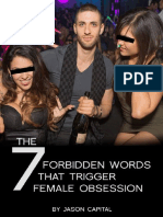 7 Forbidden Words That Trigger Female Obsession