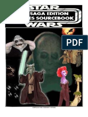 Saga Species Source Book | Copyright | Copyright Infringement