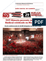 Boletín Informativo Mensual de UGT Almería