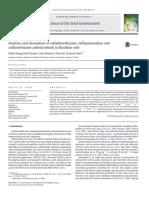 Doretto etal 2014 STE v476 406 sorption desorption sulfonamides soils DATA.pdf