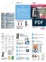 GET-122CR Total Station Brochure - Geodex