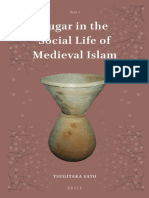 Sugar in Medieval Islam