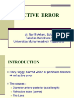 Refractive Errori