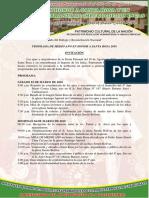 Programa Medio Año 2018