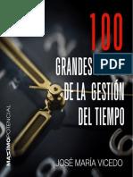100 GRANDES CLAVES DE LA GESTION DEL TIEMPO.pdf