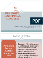 KAJIAN PUSTAKA, KERANGKA K0NSEPTUAL, HIPOTESIS.pptx-1.pptx