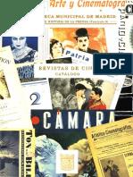Revistas de Cine Catalogo