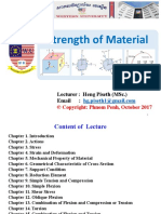 Strength of Material Lecture_Introduction
