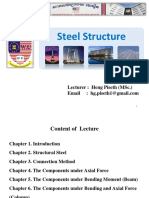 Steel Lecture Introduction