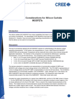 MosfetSic TRAD Aplic Considerations for Silicon Carbide