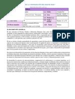 Imprimir Persona Familia 1ro a 4to Lunes Programacion Anual Aumentado 1
