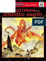 Creatures of Middle Earth 2nd Ed