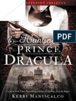 Hunting Prince Dracula (Stalking Jack the Ripper b