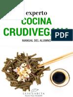 Cocina Apuntes Experto Crudivegano