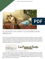 Al Andalus El Vestido y Aspecto Externo