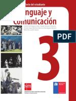 Lenguaje y Comunicación 3º Medio - Texto Del Estudiante