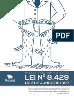 PAPALEI - Lei de Improbidade Administrativa 8429 de 92