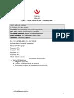 Laboratorio 1 -UPC (Fisica 1)