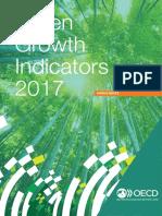 OECD-Highlights Green Growth Indicators 2017