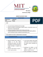 sample lesson plan dcg5