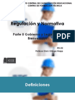 Regulacion y Normativa Parte 2