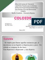 Coloide (fisicoquimica)