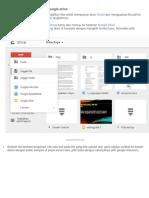 Cara Tanslate PDF via Google Drive