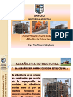 Clase Nº04 Albañileria Estructural
