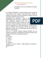 CONVERSÃO JURÍDICA ADMINISTRATIVA