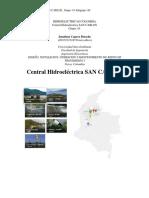 Central Hidroeléctrica San Carlos