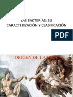 Clase Ibugural Las Bacterias