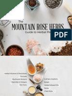 MoutainRoseHerbs - Herbal.preparations.ebook