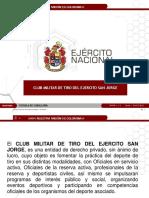 Informacion Club Militar San Jorge