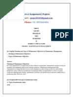OM0015_fall_2017 Solved SMU Assignment