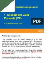 9. Analisis Del Valor Presente