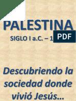 Teología II - Unidad 01 - La Palestina de Jesús