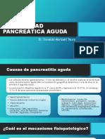 8. Enfermedad Pancreática Aguda - Dr. Morizaki