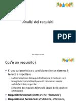 Analisi Dei Requisiti