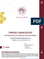 1REA PRESENTACION Estudios Para Puentes
