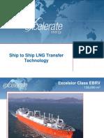 Ship to Ship Lng Transfer Technology