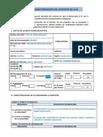 Ficha de Caracterización Del Contexto IE