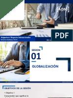 SESION 01 GLOBALIZACION