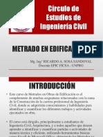 Metrados Completo Civil 2017 I