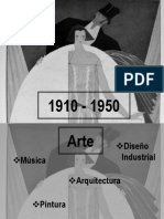 1910 - 1950