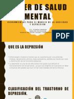 Taller de Salud Mental