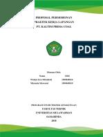 Proposal KPC